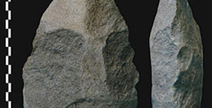 Humans Shaped Stone Axes 1.8 Million Years Ago