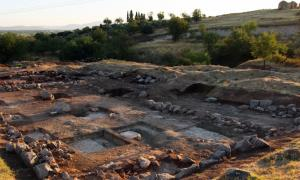 Columbia's First Excavation in Greece Focuses on a Sanctuary of Poseidon