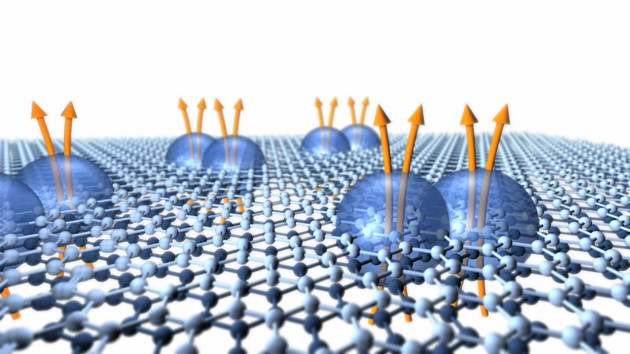 Even denominator fractional quantum Hall states in bilayer graphene