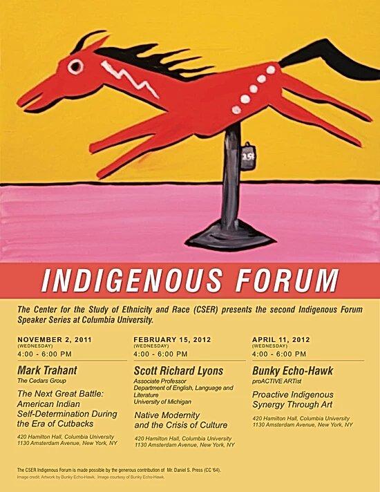 Indigenous Forum 2