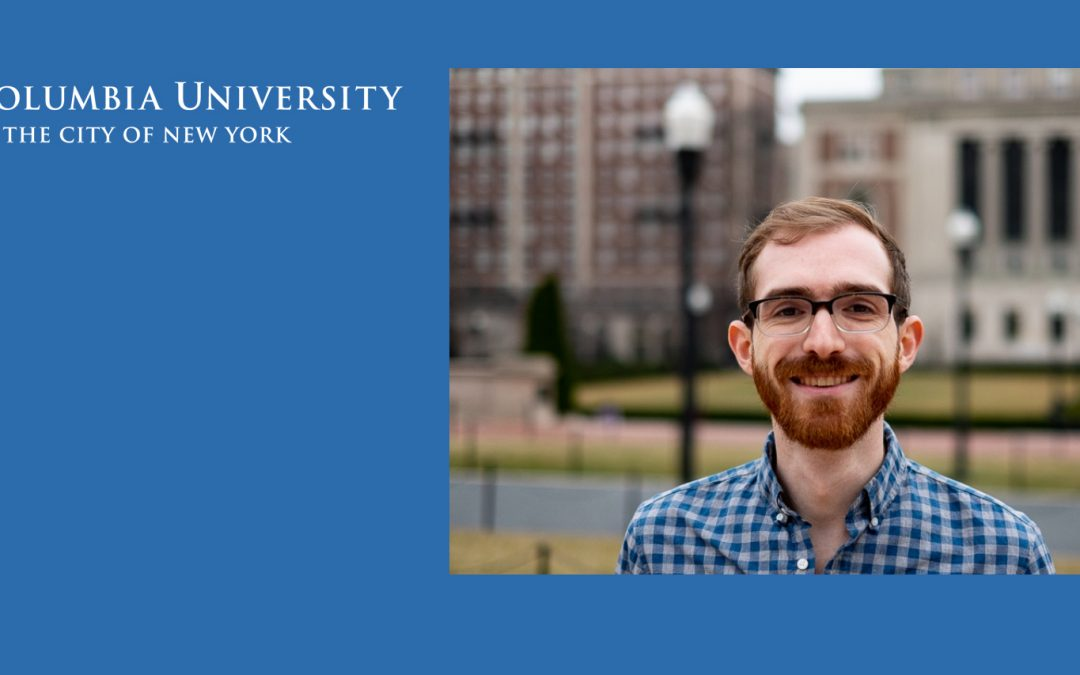 Ph.D. Student, Andrew Olenski Featured in GSAS Student Spotlight Series
