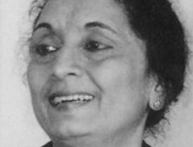 Padma Desai awarded honorary doctor of letters degree