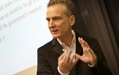 Prof. José a. Scheinkman elected new AFA Fellow