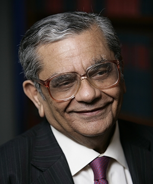 Jagdish Bhagwati Interviewed in NY Times on Construction
