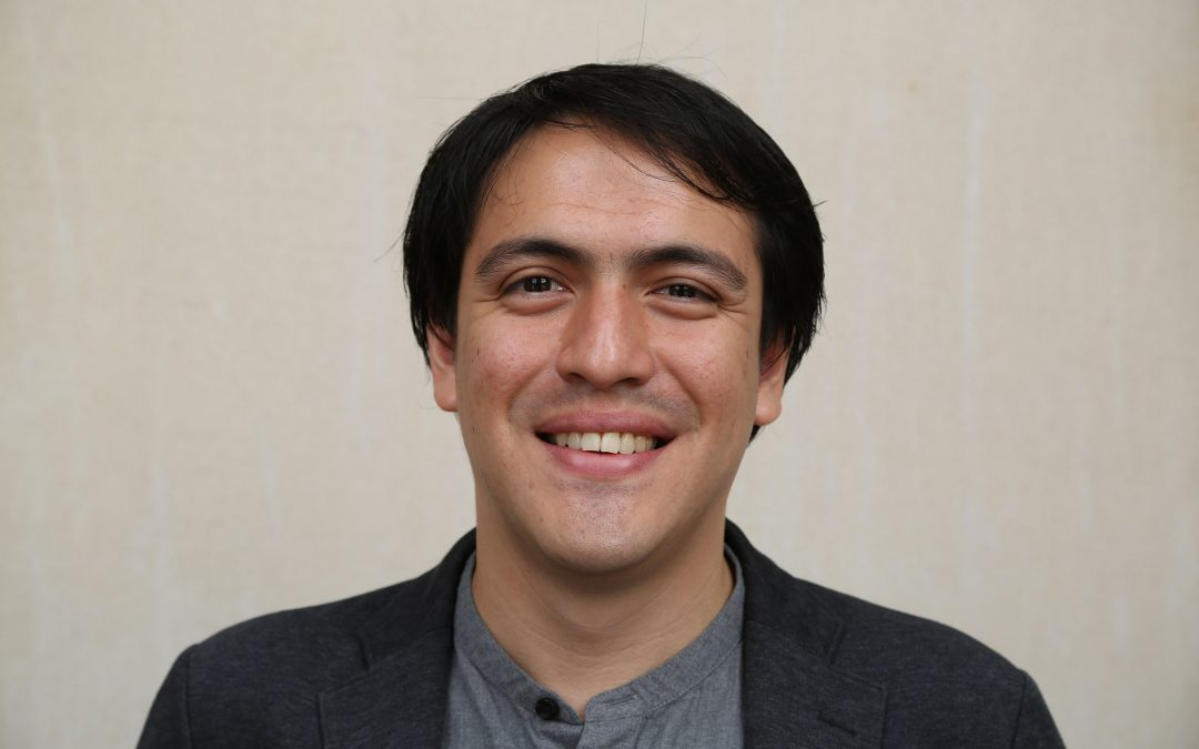 Congratulations David Alfaro Serrano, Winner of National Science Foundation (NSF) Doctoral Dissertation Research Award!
