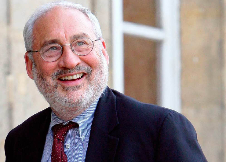 "Stiglitz – ""The Climate Crisis Is Our Third World War: It Needs A Bold response"""