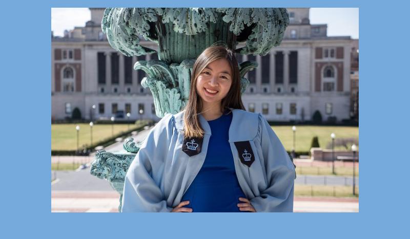 Ariana Mao named Salutatorian of Columbia College Class of 2020