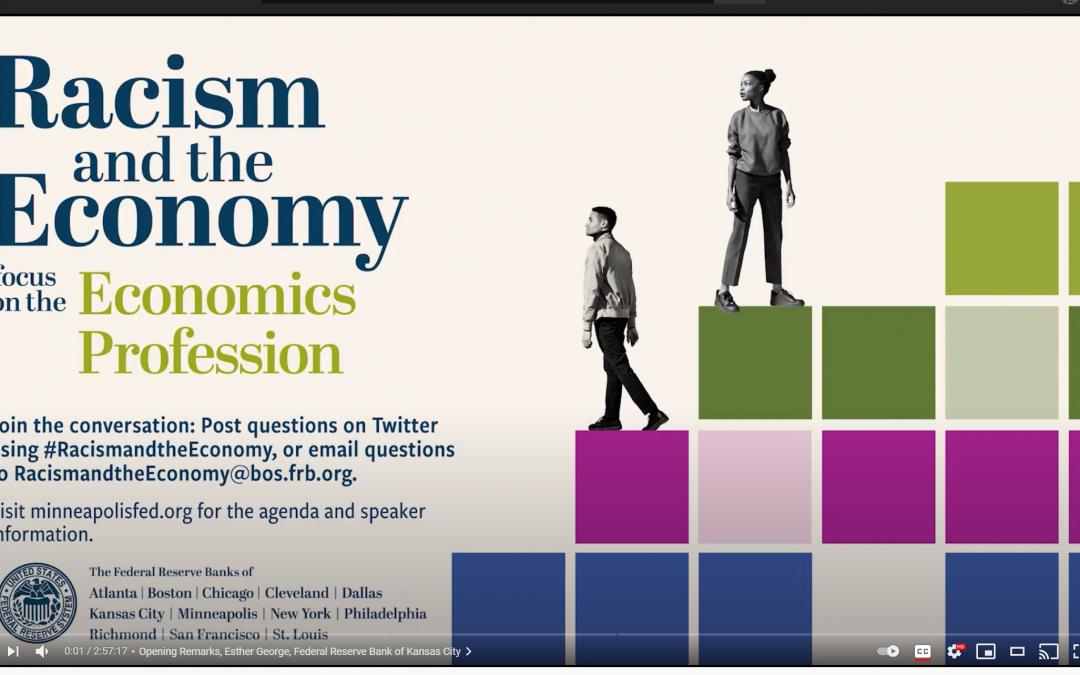 """Racism and the Economy: Focus on the Economics Profession"" Panel"