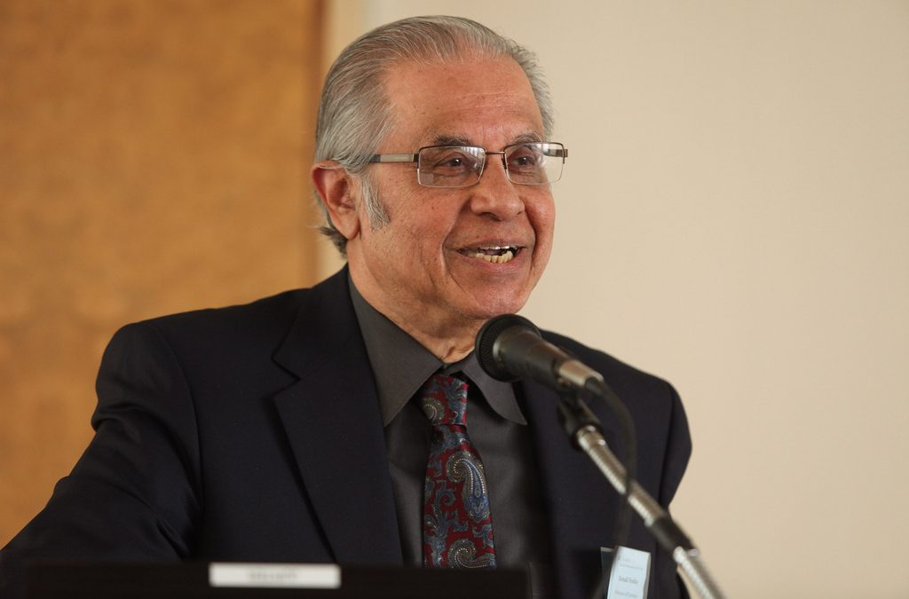 Remembering Ronald Findlay (1935-2021) Ragnar Nurkse Professor Emeritus of Economics