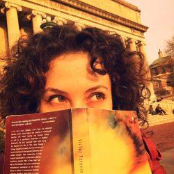 Student Spotlight: Tinatin Japaridze (MARS-REERS '19)