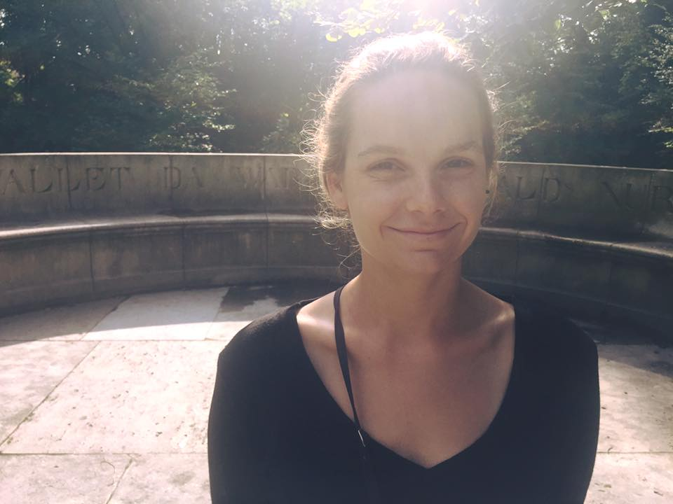 "September 21: Abby Schroering will present ""'Nobody loves me and the sun's going to kill me': Ecodystopia and a Darker Ecodramaturgy,"" from her dissertation ""Cultivating Collectives: Performance and Ecology for the Anthropocene"""